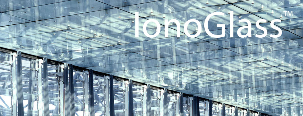 IonoGlass TM Structural Laminated Architectural Glass by Cosmopolitan Glass