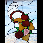 Cosmopolitan Glass Stained Glass