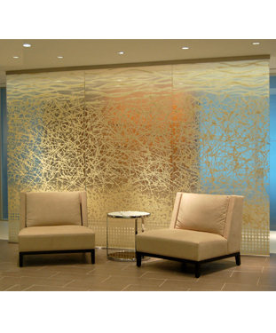 Valentine One Glass Wall Panels